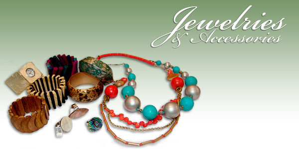 Phlippines Fashion Jewelries and Accessories hand made from natural components